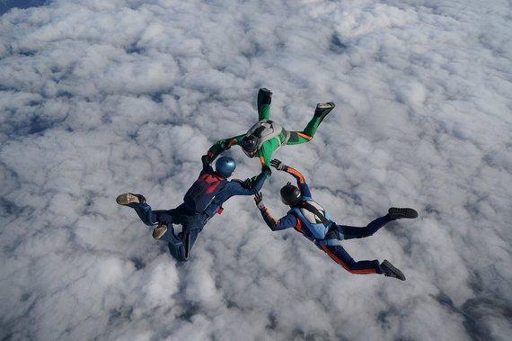 Как правильно прыгнуть с парашютом — что нужно знать
